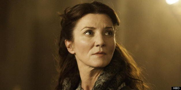 Game Of Thrones The Red Wedding Left Michelle Fairley Shattered