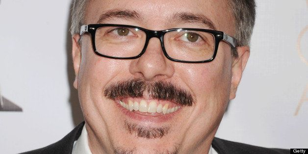 LOS ANGELES, CA - FEBRUARY 17: Writer Vince Gilligan arrives at the 2013 Writers Guild Awards at JW Marriott Los Angeles at L