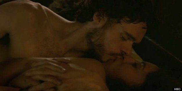 Nude scene game of thrones boobs