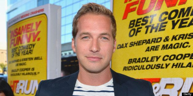 LOS ANGELES, CA - AUGUST 14:  Actor Ryan Hansen arrives to the premiere of Open Road Films' 'Hit and Run' on August 14, 2012