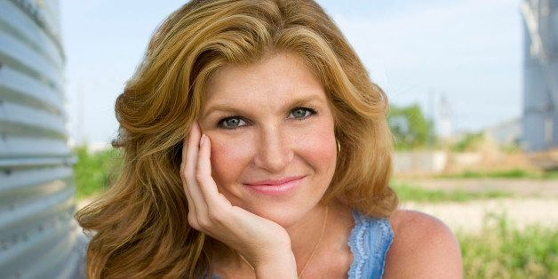 FRIDAY NIGHT LIGHTS -- Season 1 -- Pictured: Connie Britton as Tami Taylor  (Photo by Virginia Sherwood/NBC/NBCU Photo Bank v