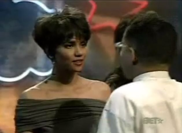 "Before she won an Oscar, Berry appeared in a Season 4 episode of ""A Different World"" as Jaclyn, Ron's (Darryl M. Bell) unknow"