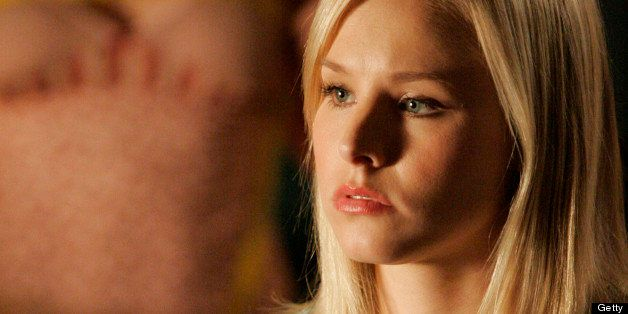LOS ANGELES - OCTOBER 7:  Veronica (Kristen Bell) in VERONICA MARS on The CW this fall.  (Photo by Kelsey McNeal/CBS Photo Ar