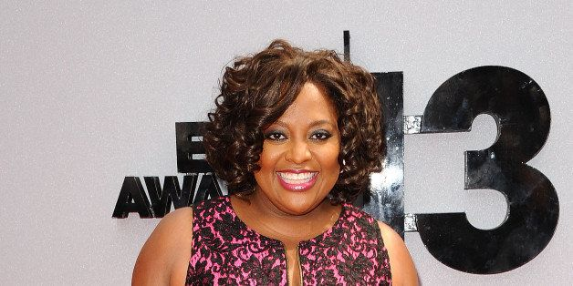 LOS ANGELES, CA - JUNE 30:  Sherri Shepherd attends the 2013 BET Awards at Nokia Theatre L.A. Live on June 30, 2013 in Los An