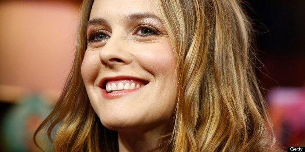 WATCH WHAT HAPPENS LIVE -- Episode 842 -- Pictured: Alicia Silverstone -- (Photo by: Peter Kramer/Bravo/NBCU Photo Bank via G