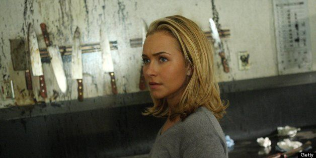 HEROES -- 'Strange Attractors' Episode 407 -- Air Date 10/26/2009 -- Pictured: Hayden Panettiere as Claire Bennet -- NBC Phot