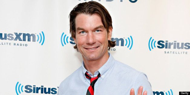 NEW YORK, NY - JUNE 06:  Actor Jerry O'Connell visits the SiriusXM Studios on June 6, 2013 in New York City.  (Photo by Cindy