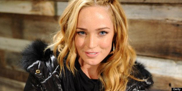 PARK CITY, UT - JANUARY 22:  Actress Caity Lotz attends the press junket for 'The Pact' at Bing Bar on January 22, 2012 in Pa