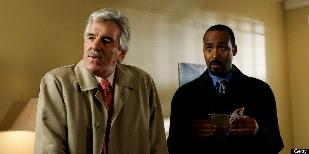 LAW & ORDER -- 'New York Minute' Episode 8 -- Air Date 11/16/2005 -- Pictured: (l-r) Jeremy Bobb as Aftermath Uni, Jesse L. M
