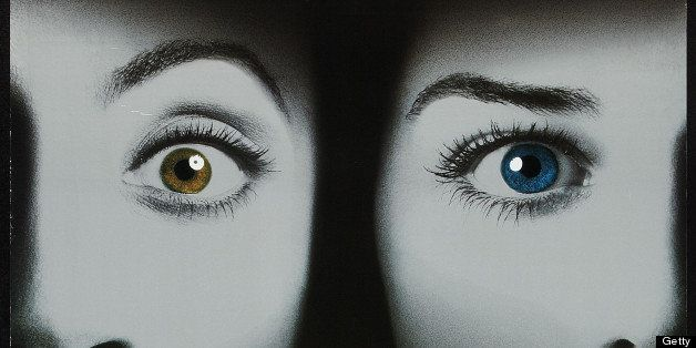 Poster for the movie 'Scream 2,' 1997. (Photo by Buyenlarge/Getty Images)