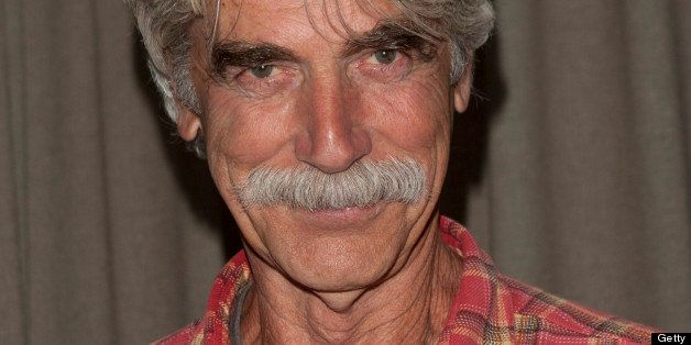LOS ANGELES, CA - APRIL 13:  Sam Elliott attends the Saving Tails Gala on April 13, 2013 in Los Angeles, California.  (Photo