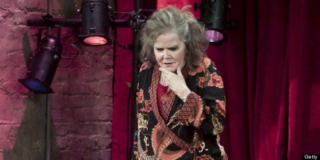 WILL & GRACE -- 'The Needle and the Omelet's Done' Episode 7 -- Pictured: Eileen Brennan as Zandra -- Photo by: NBCU Photo Ba