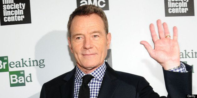 NEW YORK, NY - JULY 31:  Actor Bryan Cranston attends The Film Society Of Lincoln Center And AMC Celebration Of 'Breaking Bad