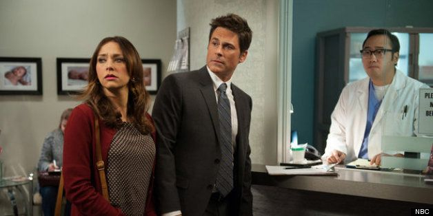 Why Are Rob Lowe And Rashida Jones Leaving 'Parks And Rec