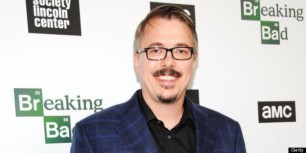NEW YORK, NY - JULY 31:  Creator and Executive producer Vince Gilligan attends The Film Society Of Lincoln Center And AMC Cel