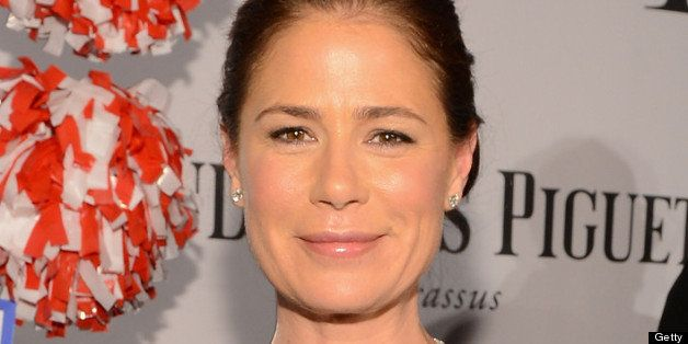 NEW YORK, NY - JUNE 09:  Actress Maura Tierney attends The 67th Annual Tony Awards at Radio City Music Hall on June 9, 2013 i