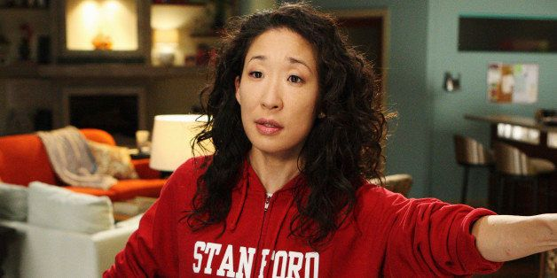 UNITED STATES - DECEMBER 04:  GREY'S ANATOMY - 'Stairway to Heaven' - Bailey grows desperate as a patient's condition becomes