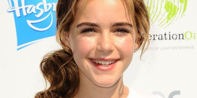 UNIVERSAL CITY, CA - JULY 27:  Actress Kiernan Shipka attends Variety's 7th annual Power of Youth event at Universal Studios