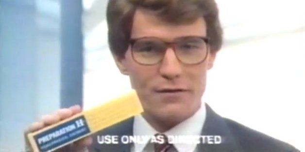 Bryan Cranston Was In An 80s Preparation H Commercial Video