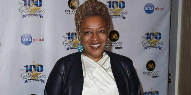 BEVERLY HILLS, CA - FEBRUARY 24:  Actress CCH Pounder attends the 23rd annual Night Of 100 Stars Oscars viewing gala at the B