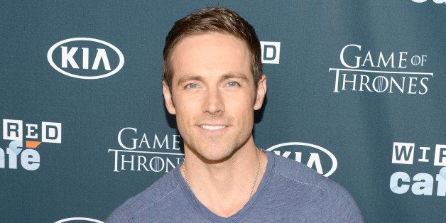 SAN DIEGO, CA - JULY 19:  Actor Dylan Bruce attends day 2 of the WIRED Cafe at Comic-Con on July 19, 2013 in San Diego, Calif