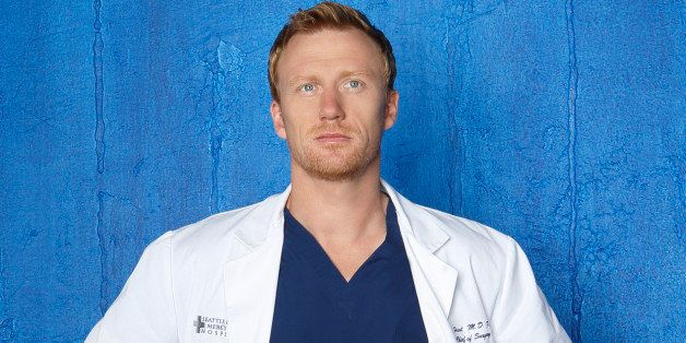 GREY'S ANATOMY - ABC's 'Grey's Anatomy' stars Kevin McKidd as Dr. Owen Hunt. (Photo by Bob D'Amico/ABC via Getty Images)
