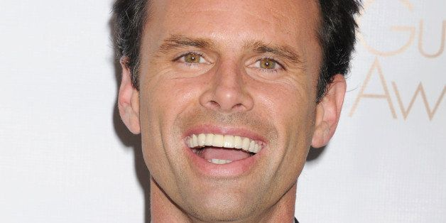 LOS ANGELES, CA - FEBRUARY 17: Actor Walton Goggins arrives at the 2013 Writers Guild Awards at JW Marriott Los Angeles at L.