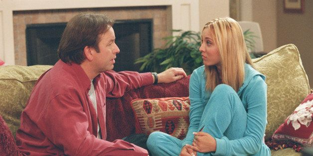 8 SIMPLE RULES (FOR DATING MY TEENAGE DAUGHTER) - 'Cheerleader' (Photo by Gale M. Adler/ABC via Getty Images) JOHN RITTER;KAL