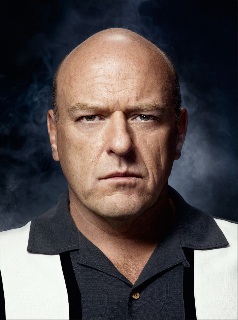 After the saga of Heisenberg comes to a close, Hank Schrader retires from the DEA and opens 'Hank's Crystal Hut,' an emporium