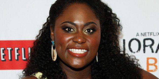 NEW YORK, NY - JUNE 25:  Actress Danielle Brooks attends 'Orange Is The New Black' New York Premiere at The New York Botanica