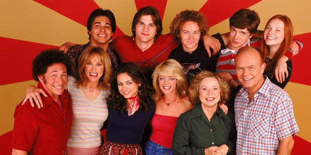 That 70s Show Reunion Cast Sings Theme Song Together