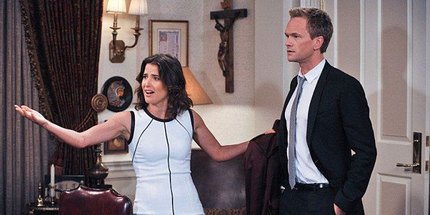 Himym robin and barney hook up