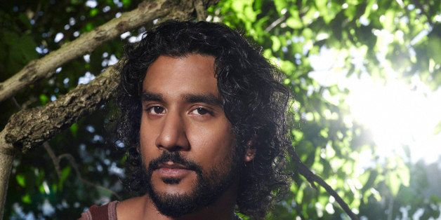 UNITED STATES - NOVEMBER 19:  LOST - ABC's 'Lost' stars Naveen Andrews as Sayid.  (Photo by Art Streiber/ABC via Getty Images