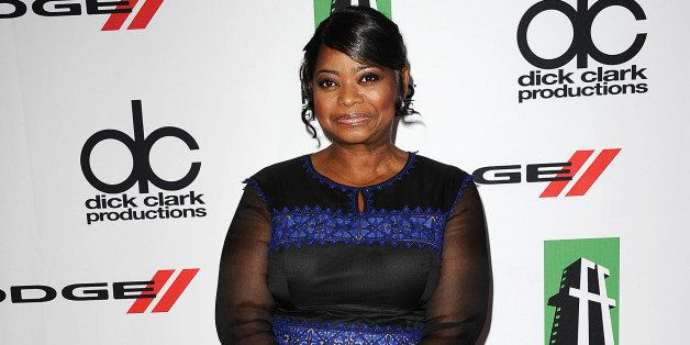BEVERLY HILLS, CA - OCTOBER 21:  Actress Octavia Spencer attends the 17th annual Hollywood Film Awards at The Beverly Hilton