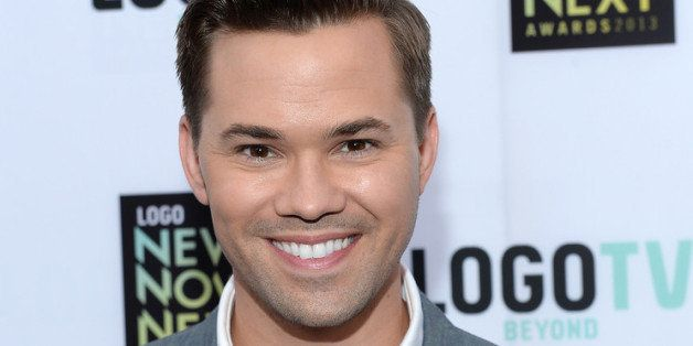 LOS ANGELES, CA - APRIL 13:  Actor Andrew Rannells attends the 2013 NewNowNext Awards at The Fonda Theatre on April 13, 2013