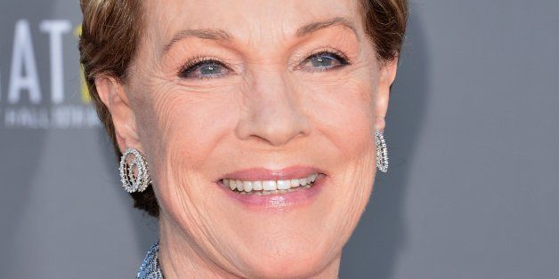 LOS ANGELES, CA - SEPTEMBER 30:  Actress Julie Andrews attends the Walt Disney Concet Hall's 10th Anniversary Gala at the Wal