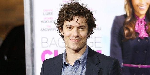 LOS ANGELES, CA - SEPTEMBER 25:  Adam Brody arrives at the Los Angeles premiere of 'Baggage Claim' held at Regal Cinemas L.A.