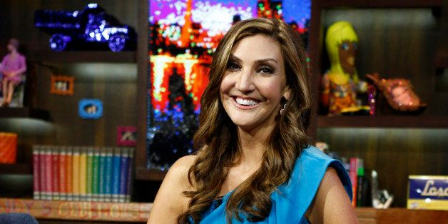 WATCH WHAT HAPPENS LIVE -- Pictured: Heather McDonald -- (Photo by: Peter Kramer/Bravo/NBCU Photo Bank via Getty Images)