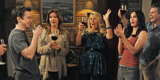 COUGAR TOWN - 'Cougar Town' wraps up the season with two back-to-back episodes for the Season Finale, TUESDAY, MAY 29 (8:00-9