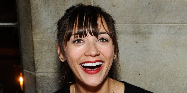 HOLLYWOOD, CA - NOVEMBER 13: Rashida Jones attends DANNIJO + Rashida Jones 'Fine By Dannijones' Private Dinner At Chateau Marmont at Chateau Marmont's Bar Marmont on November 13, 2013 in Hollywood, California. (Photo by Stefanie Keenan/WireImage)