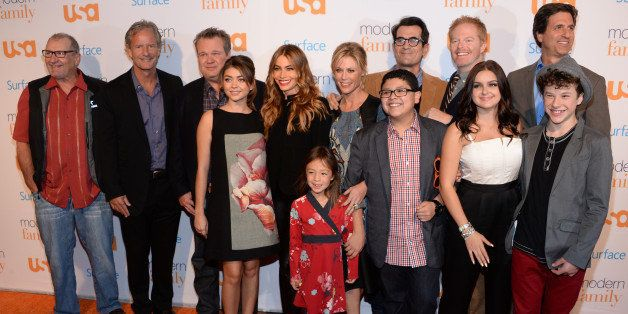 USA NETWORK EVENTS -- 'USA Network's Modern Family Fan Appreciation Day presented by Surface in Los Angeles, CA on Monday, Oc