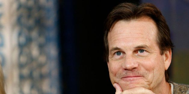 TODAY -- Pictured: Actor Bill Paxton appears on NBC News' 'Today' show on August 1, 2013 -- (Photo by: Peter Kramer/NBC/NBC N