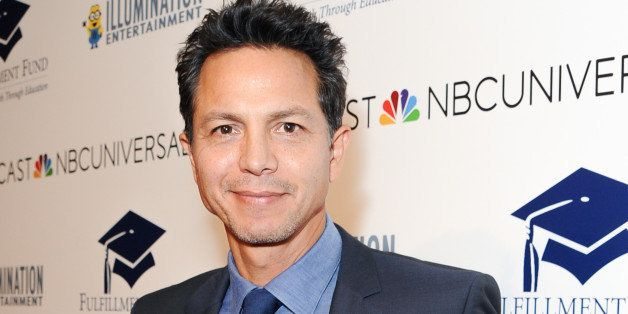 BEVERLY HILLS, CA - OCTOBER 23:  Actor Benjamin Bratt attends the Fulfillment Fund Stars 2013 Benefit Gala at The Beverly Hil