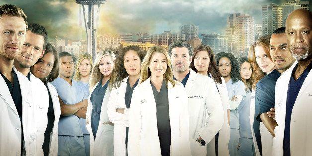 GREY'S ANATOMY - ABC's 'Grey's Anatomy' stars Kevin McKidd as Owen Hunt, Justin Chambers as Alex Karev, Chandra Wilson as Mir