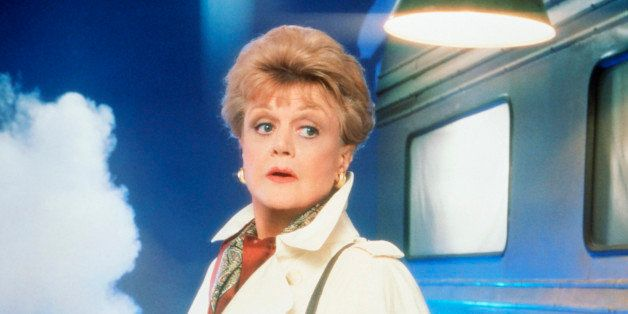 MURDER, SHE WROTE: SOUTH BY SOUTHWEST -- Pictured: Angela Lansbury as Jessica Fletcher -- (Photo by: Randy Marcus/NBC/NBCU Ph