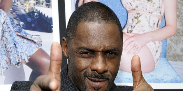 LOS ANGELES, CA - JANUARY 09:  Actor Idris Elba attends the W Magazine celebration of The 'Best Performances' Portfolio and T