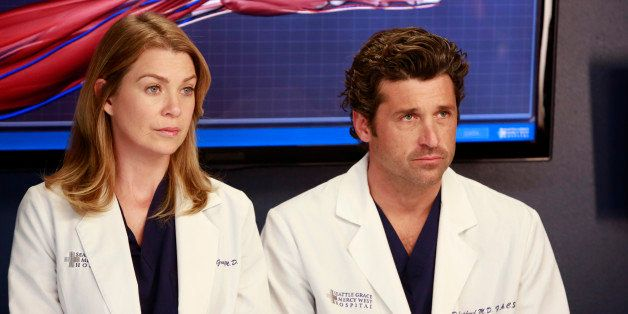 GREY'S ANATOMY - 'Run Baby Run' - As the rest of the doctors prepare for Bailey's wedding, Richard helps her through a bout o