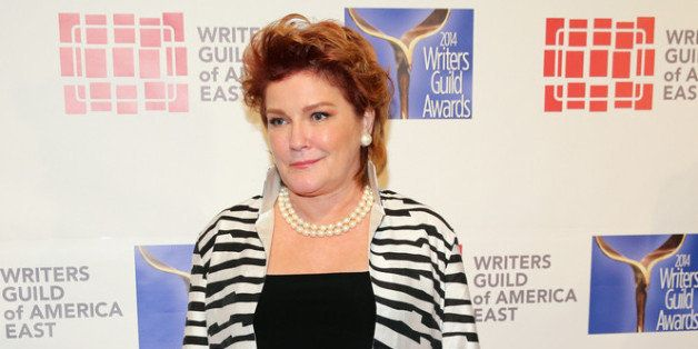 NEW YORK, NY - FEBRUARY 01:  Actress Kate Mulgrew attends The 66th Annual Writers Guild Awards East Coast Ceremony at The Edi