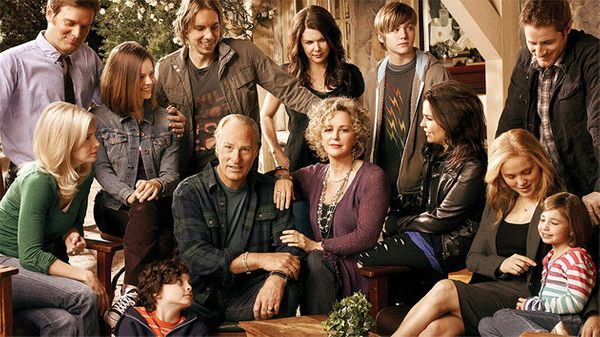 "Just try not to cry during an episode of ""Parenthood."" Tender and nuanced, the NBC show feels like home videos if they caught"