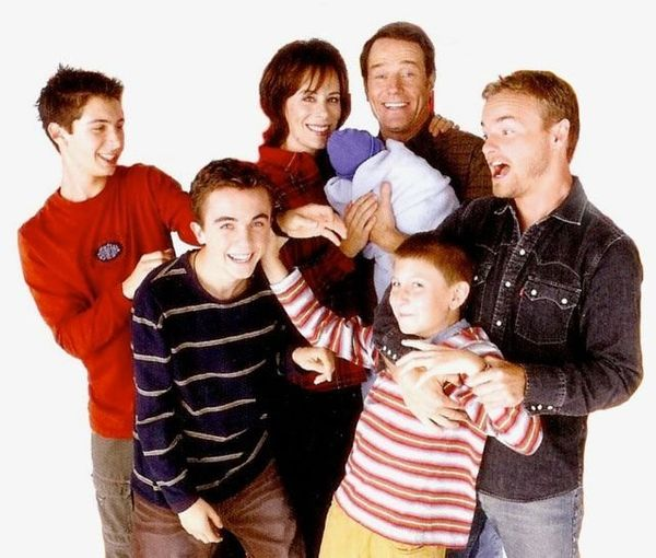 "Pre-Heisenberg Bryan Cranston, Frankie Muniz and Jane Kaczmarek drove ""Malcolm in the Middle"" to huge success. For a show bas"